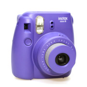 Instax Purple